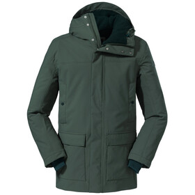 Schöffel Rotterdam Insulated Jacket Men, thyme